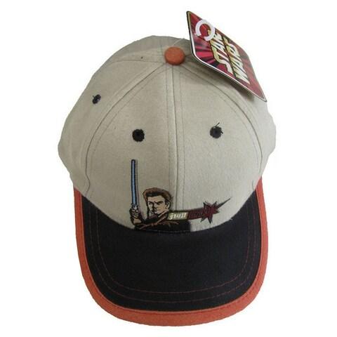Star Wars Little Boys Khaki Han Solo Baseball Cap