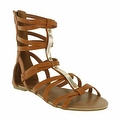 Red Circle Footwear 'Musica' Gladiator Sandal - Thumbnail 1