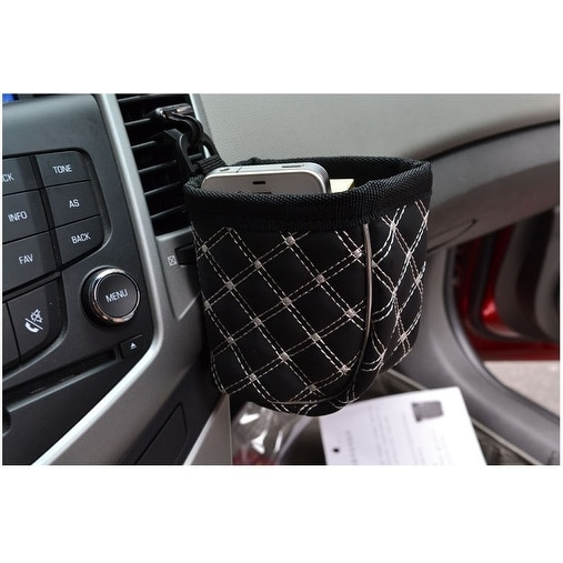 Car Vent Pocket Organizer for Storage - Assorted Colors