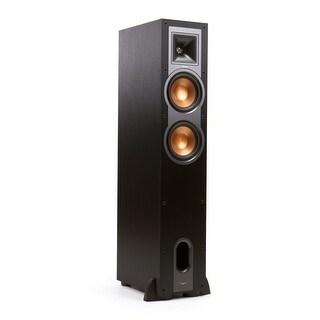 Klipsch R-26F Black Floorstanding Speakers