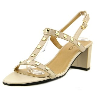 Vaneli Milena Women Open Toe Leather Sandals