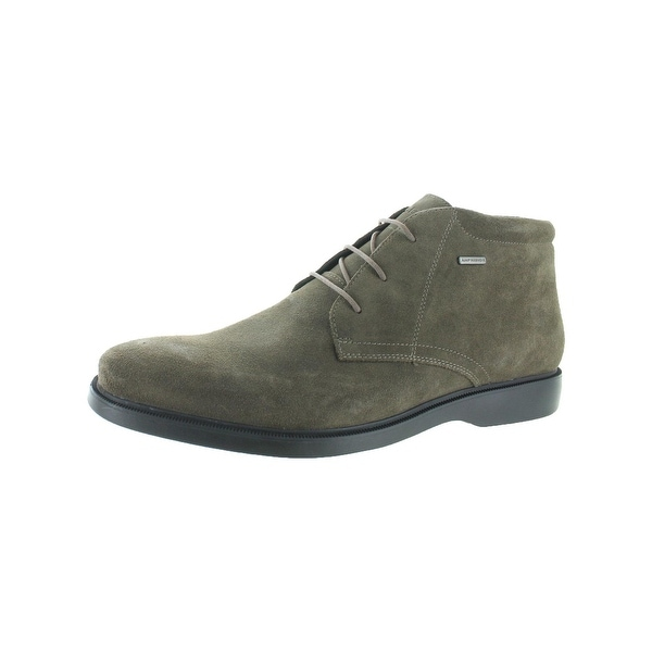 b00cfe346b5 Shop Geox Mens Brayden Ankle Boots Suede Waterproof - 12.5 medium (d ...