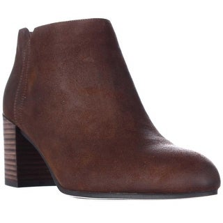 Franco Sarto Narcissa Ankle Boots - Tan