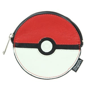 Pokemon Pokeball Coin Purse - One Size Fits most