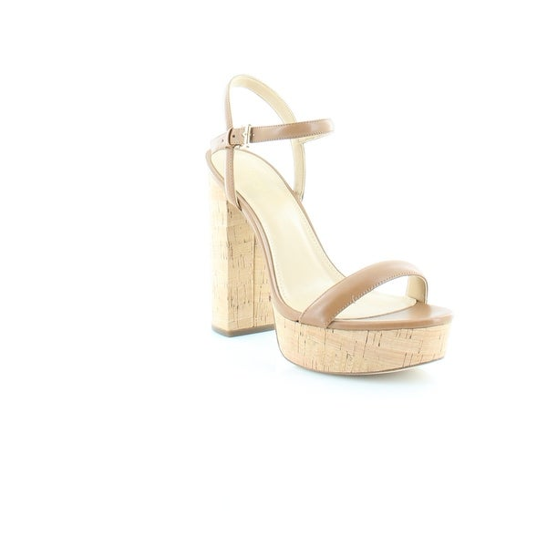 Michael Kors Dallas Platform Sandal Women's Sandals Acorn
