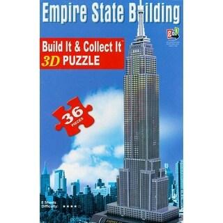 Empire State Building 36 Piece 3-D Puzzle