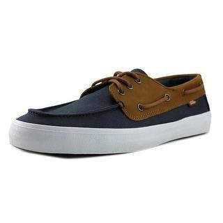 Vans Chauffeur SF Men Moc Toe Canvas Boat Shoe