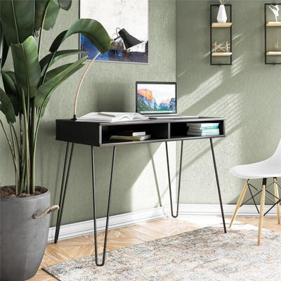 Avenue Greene Joshua Computer Desk with Storage