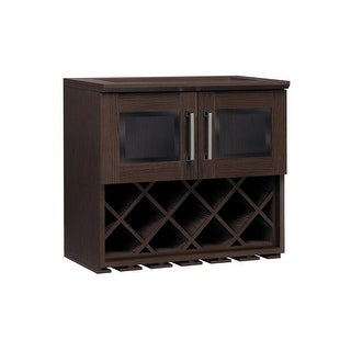 NewAge Products Home Bar Series Wall Wine Rack