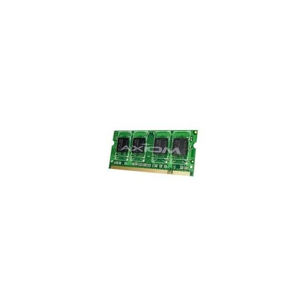 Axion AXCS-MSFC2512MB Axiom 512MB SDRAM Memory Module - 512MB (1 x 512MB) - ECC - SDRAM - 144-pin SoDIMM