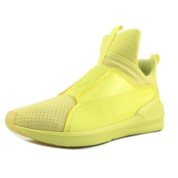 info for a38db ad603 Shop Puma Fierce Bright Men Round Toe Synthetic Yellow ...