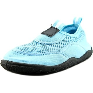 Chatties Peter Youth Round Toe Synthetic Blue Water Shoe