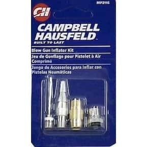 Campbell Hausfeld MP2116 Blow Gun Inflator Kit
