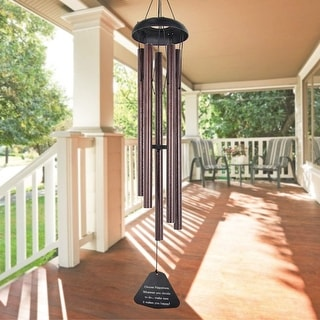 """Link to 36"""" Large Memorial Windchime Unique Outdoor Similar Items in Outdoor Decor"""