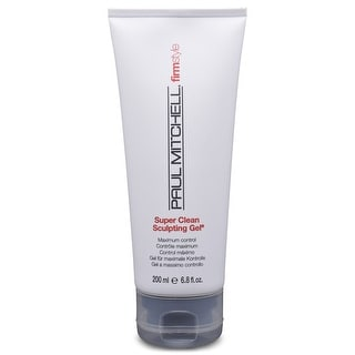 Paul Mitchell Firmstyle Super Clean Sculpting Gel 6.8 fl oz