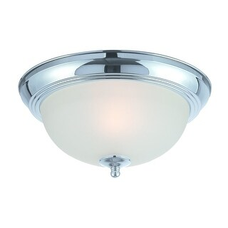 Craftmade 20011 1 Light Flush Mount Ceiling Fixture (3 options available)