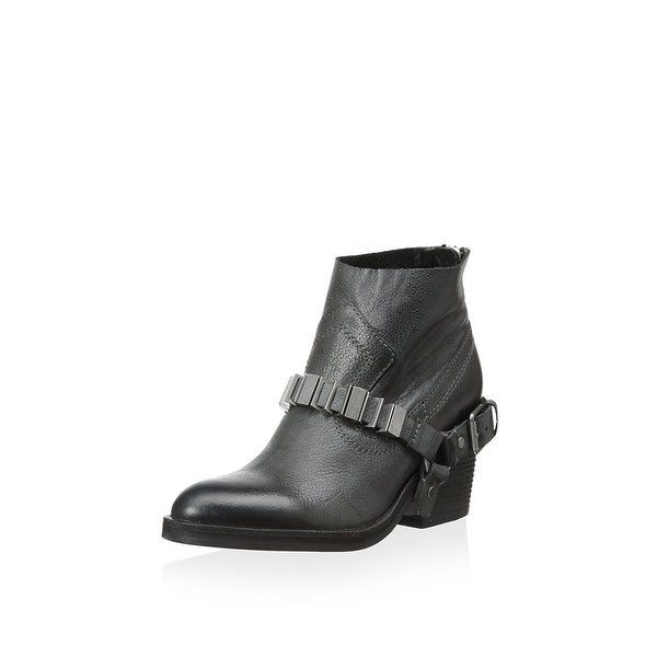 Dolce Vita Womens Teyla Harness Ankle Boots - 9.5