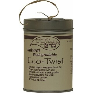Lusterleaf 300ft. Natural Eco Twist 406 - Pack of 12