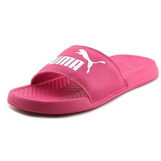 Puma Popcat Open Toe Synthetic Slides Sandal