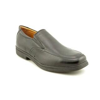 Geox J Federico Round Toe Leather Oxford