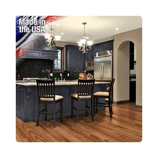 "Miseno MFLR-BL08-BLACKSBURG Blue Ridge Laminate Flooring - 5"" Planks (14 SF / Carton)"