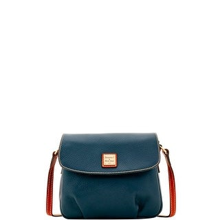 Dooney & Bourke Pebble Flap Crossbody (Introduced by Dooney & Bourke at $198 in Sep 2017)
