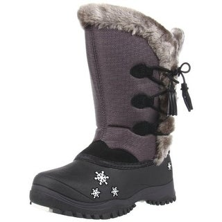 Baffin Girls Cadee Waterproof Snow Boots - 13