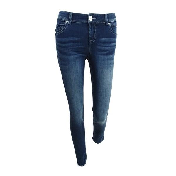 INC International Concepts Women's Skinny Jeans (4, Rose Wash) - Rose Wash - 4