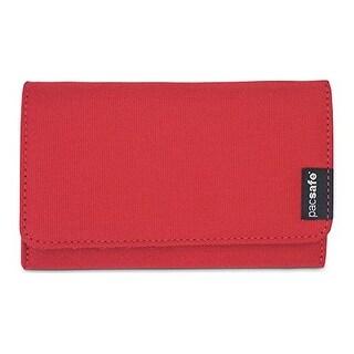 Pacsafe RFIDsafe LX100 - Chili RFID Blocking Wallet
