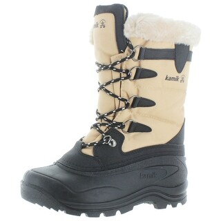 Kamik Shellback Women's Nylon Waterproof Snow Boots