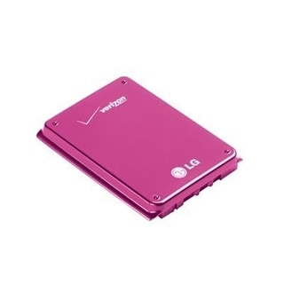 OEM LG VX8500 Chocolate Extended Battery - Pink