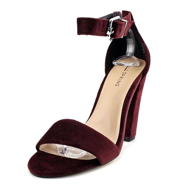 Call It Spring Arthur-50 Women Purple Sandals