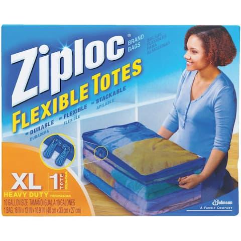 Ziploc Xl Ziploc Flex Tote