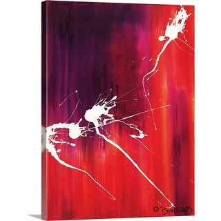 """""""Accident"""" Canvas Wall Art"""