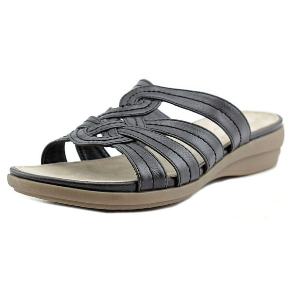 Kim Rogers Marma Open Toe Synthetic Slides Sandal