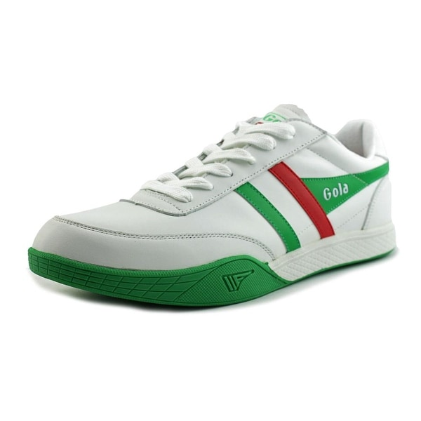 Gola Viper Men White/Green/Red Sneakers Shoes