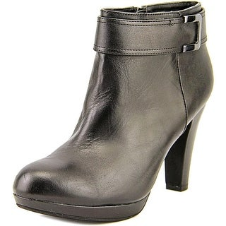 Giani Bernini Netty Womens Black Boots