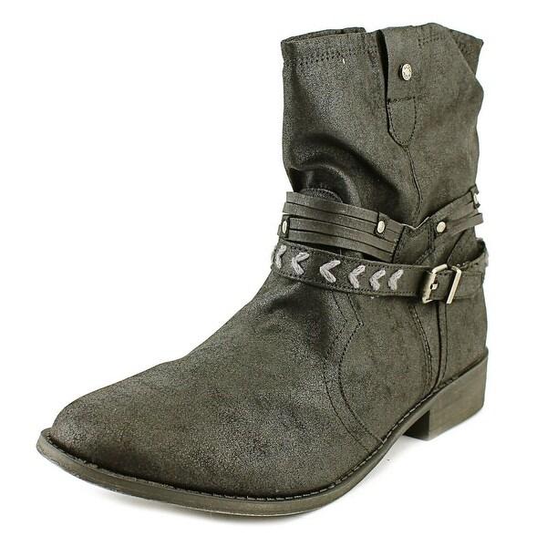 Sugar Indeed Women Black Boots