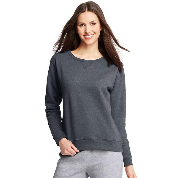 Hanes ComfortSoft EcoSmart® Women's Crewneck Sweatshirt - XL