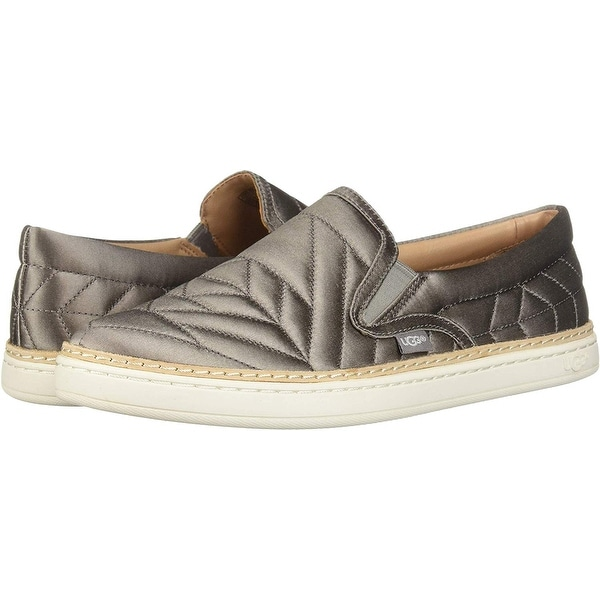 UGG Women's W Soleda Quilted Sneaker