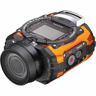 Ricoh WG-M1 Action Camera (Orange)