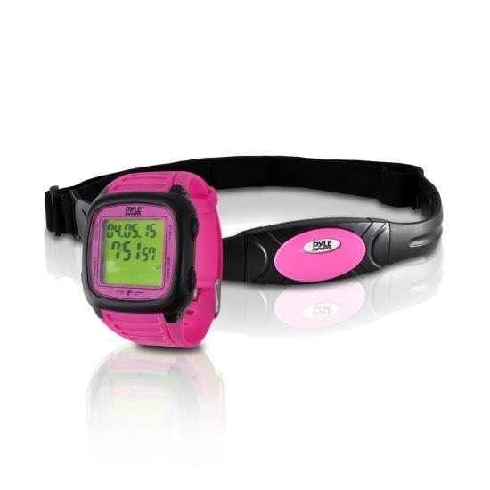 Heart Rate Speed & Distance Wrist Watch