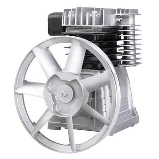 Costway Aluminum 3HP Air Compressor Head Pump Motor