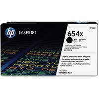 HP 654X Black Original LaserJet Toner Cartridge (CF330X)(Single Pack)