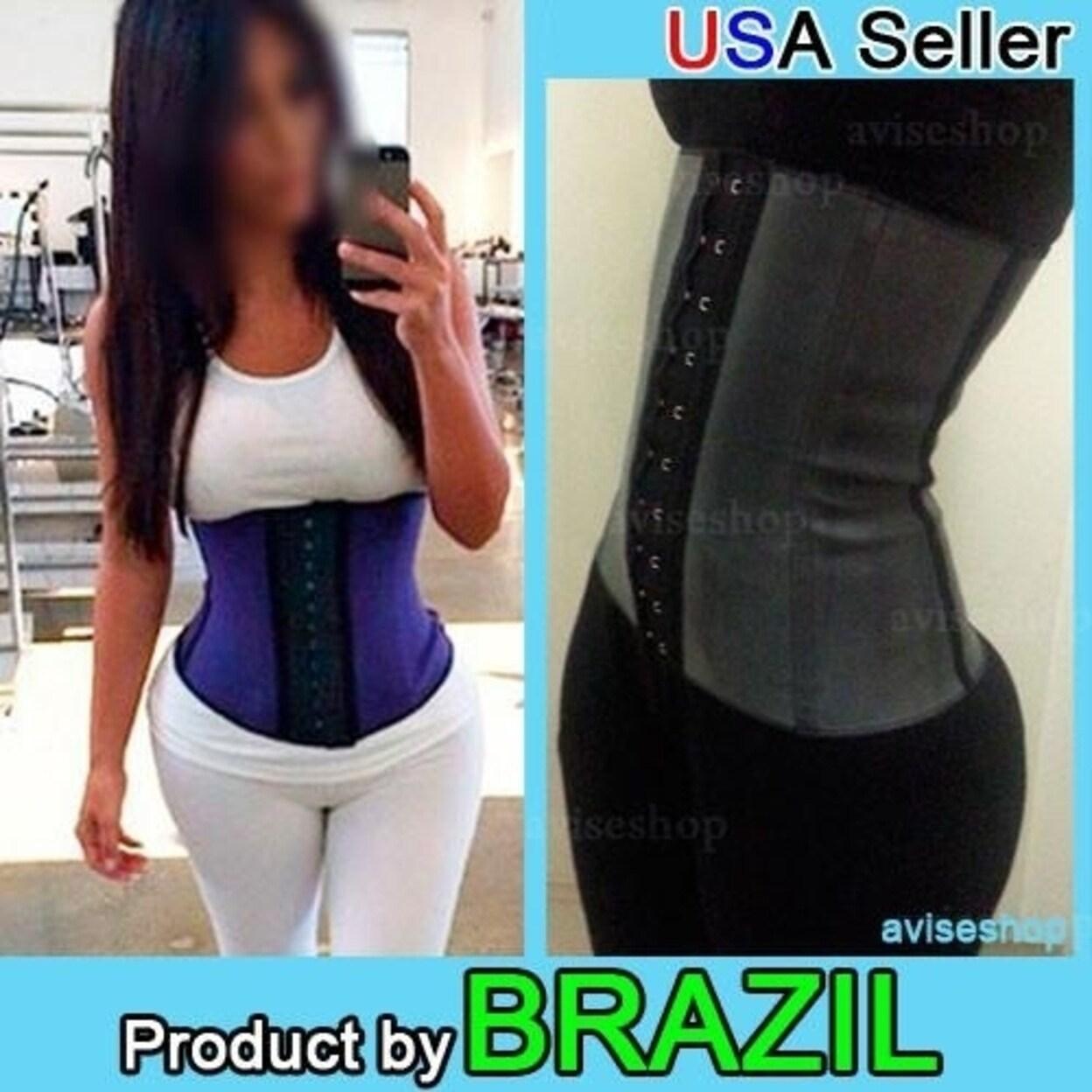 Waist Trainer Cincher Underbust Corset Belt Shapewear Slim Body Shaper For Women