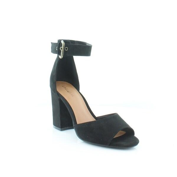 Pink & Pepper Zoe Women's Heels Black - 9
