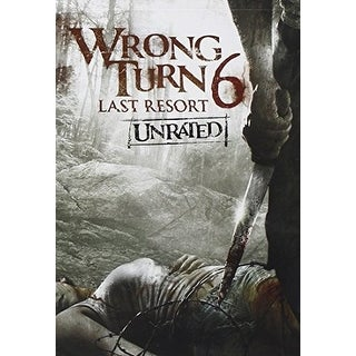 Wrong Turn 6: Last Resort - Unrated [DVD]