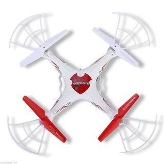 NEW Dwi Dowellin X6C 2.4GHz 6-Axis Gyro RC Quadcopter Drone 2.0MP HD Camera RTF