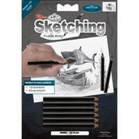 "Shark - Sketching Made Easy Mini Kit 5""X7"""