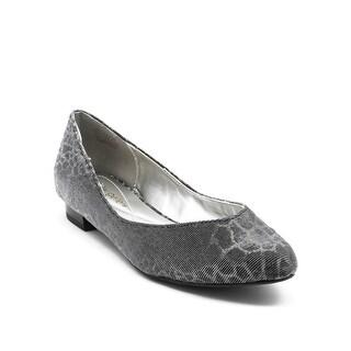 Andrew Geller Petula Women's Flats & Oxfords Black Bright Multi